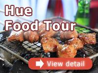 Hue Food tour