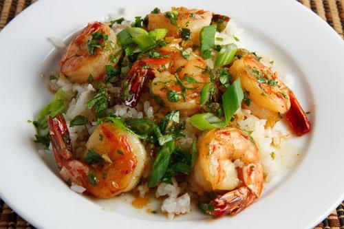 Caramel Shrimp Vietnamese Tom Rim - Hoi An Food Tour