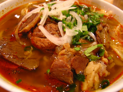 Bun Bo Hue - Hoi An Food Tour