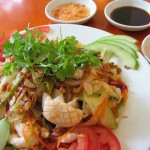 Goi muc – Squid salad