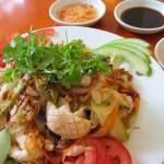 Goi muc – Squid salad