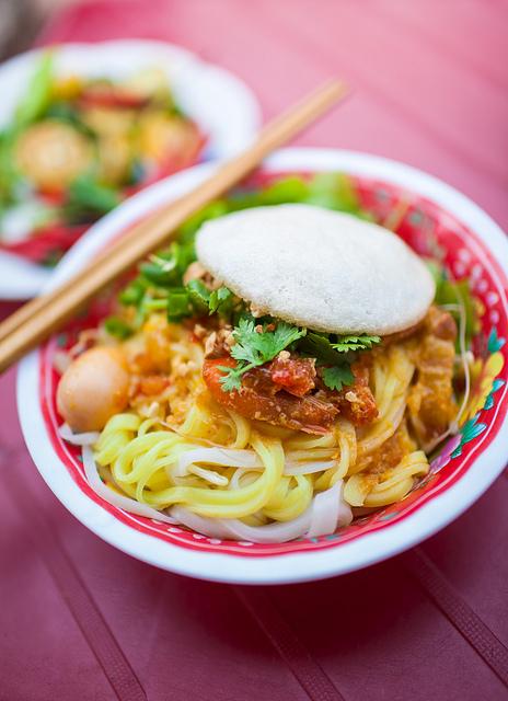 Quang Noodle Da Nang