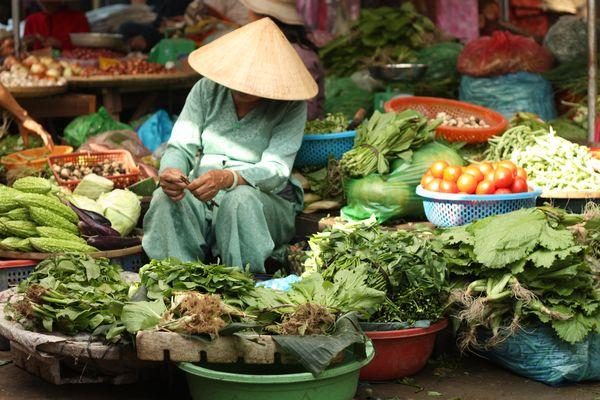 Hoi An Market - Hoi An Food Tour