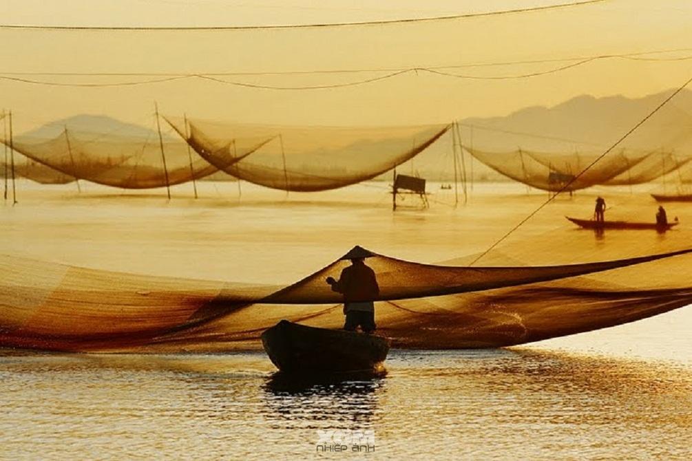 Duy Hai Fishing Village