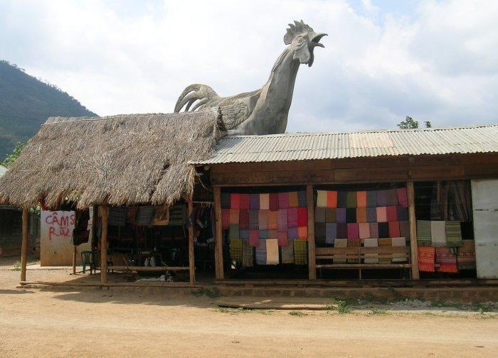 Image result for Lat Village da lat