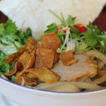 Where to eat Cao Lau in Hoi An