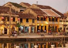 Chan May Port to Hoi An city Private car rental