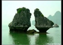Ha Long Bay from Cai Lan Port