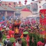 Lady Thien Hau Worshiping Festival