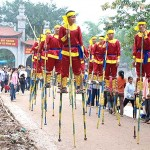Lady Thu Bon Festival
