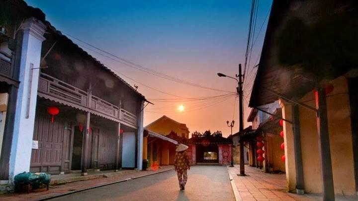 Getting Around Hoian city