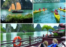 Halong Bay 1 Day Tour With Alova Cruise