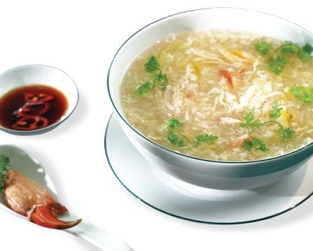 Vietnamese Crab Soup