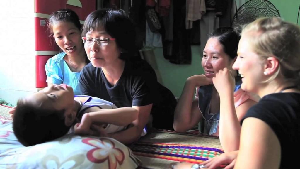6. Help at Kianh Foundation