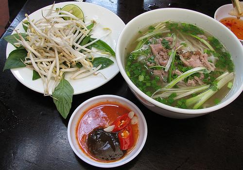 Pho Noodle Vietnam