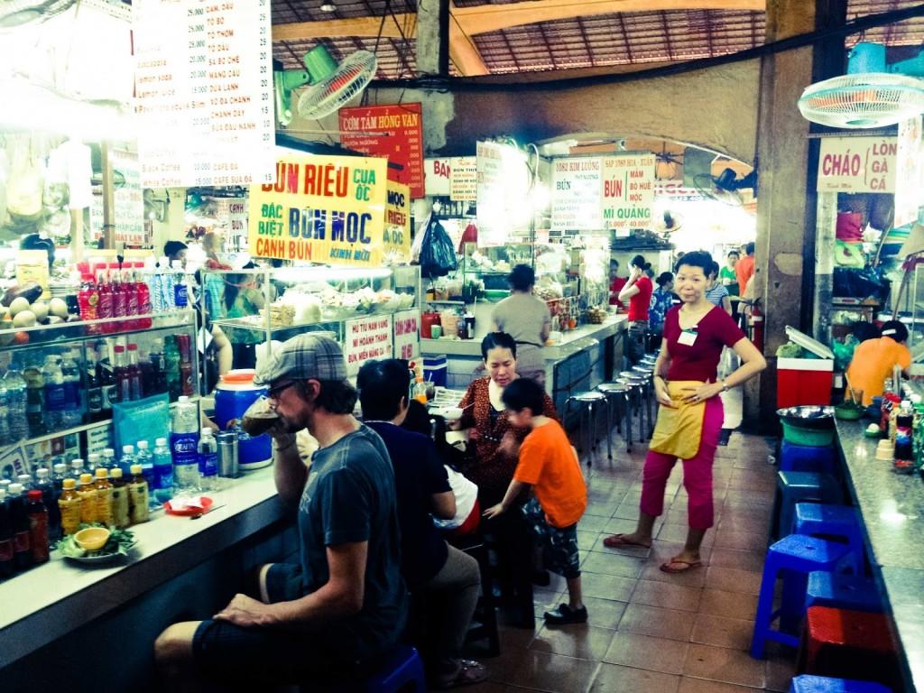 7. Hoi An market