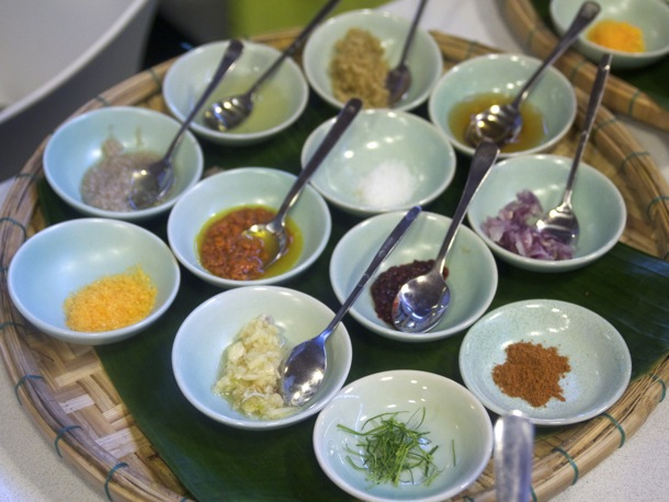 How Vietnamese use spices