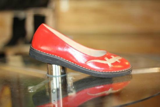 An NAm shoe shop