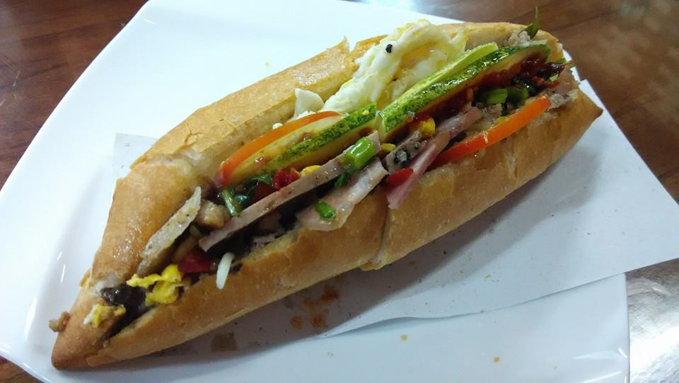 The incredible banh mi