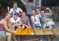 Eat with locals in Hoi An