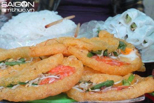 banh khoai, Hue food, Hue cuisine, Hue specialty