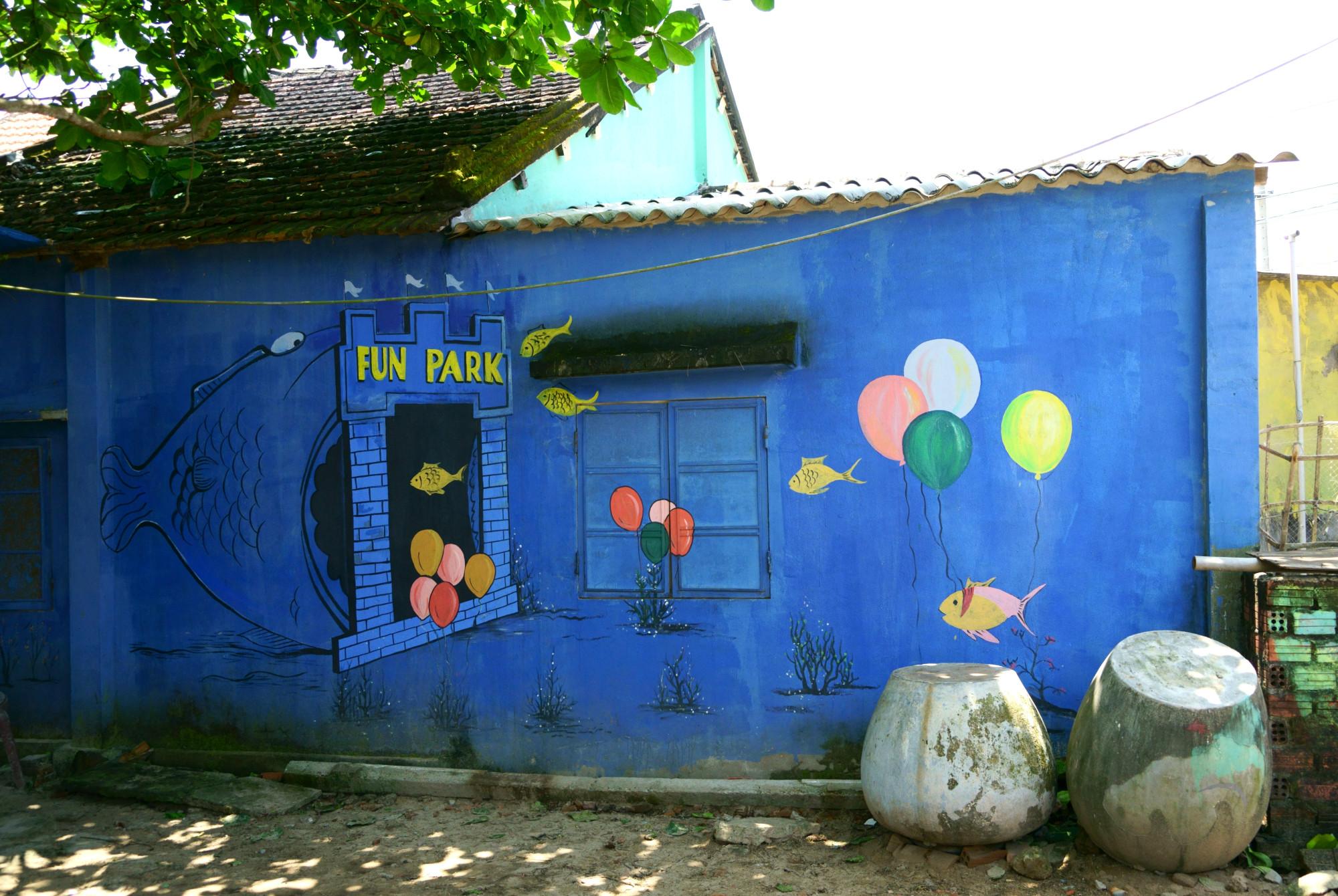 Tam Thanh Mural Village Half Day tour